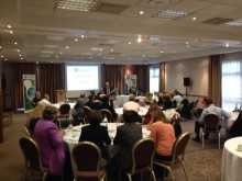Finegreen 'Changing Culture' Following Francis Seminar takes place today!