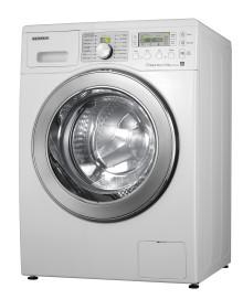 Tvätt med Eco Bubble sparar 70 procent energi