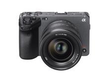 Sony lança a FX3, a câmara full-frame com um visual cinematográfico e operabilidade otimizada para os criadores de conteúdos
