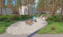 Pressinbjudan: Invigning av ny jättelekplats i Sjungande Dalen, Skellefteå