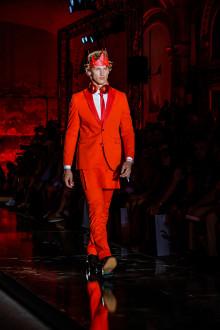Sony y Antonio Miro de nuevo juntos en la 080 Barcelona Fashion