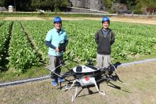 【ニュースレター】山間地の小規模農家から始まる「スマート農業」