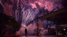 Latest Sony BRAVIA™ ad puts  fireworks on display in stunning 4K detail