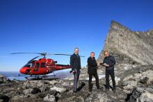 Apollo forlænger aftale med Air Greenland