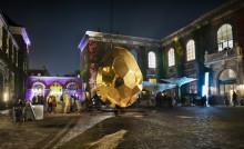 Bastubad i Riksbyggens Solar Egg på ny lista över världsattraktioner