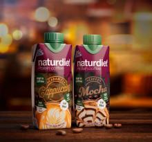 För alla kaffeälskare - Naturdiet lanserar Protein Coffee, kaffe och shake i ett!