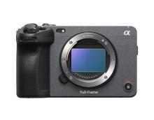 Sony predstavil videokamero FX3 polnega formata, ki prinaša kinematografsko sliko in izboljšano upravljanje