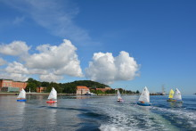 Camp 24/7 - das bundesweit einmalige Segelprojekt in Kiel