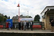 Heritage makeover for another Great Northern station