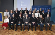 Chief Constable's Awards Ceremony celebrates achievements across the Thames Valley
