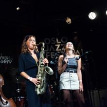 Usbl sponser Oslo Jazzfestival