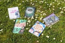Barnradions bokpris – här är de nominerade böckerna till 2020 års pris