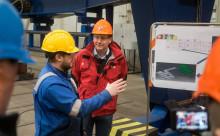 Hurtigruten investerer i Kleven: - Rigger verftet for ny vekst