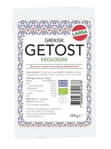 Nyhet! Larsa Foods kompletterar Ica´s vitostsortimentet med ekologisk getost från Grekland!
