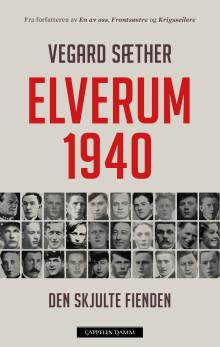 Bombingen av Elverum belyses i ny bok