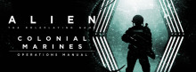 ​Lock & Load Your Pulse Rifle – Colonial Marines Operations Manual Announced for the ALIEN RPG