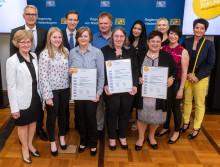 Bayernwerk und Regierung von Niederbayern verleihen Bürgerenergiepreis