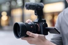 Neues Familienmitglied: Das 35 Millimeter F1.4 G Master Vollformat-Objektiv von Sony