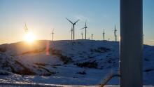 Fosen Vind ferdig bygget – dekker kraftbehovet til industrien i Trøndelag