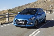 Hyundai viser bilder av nye i30