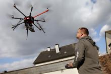 Viele Regeln und Auflagen für Drohnen-Flüge: Auch der Tower hat ein Wort mitzureden