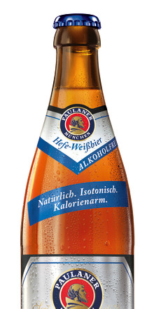 Paulaner Hefe-Weißbier Alkoholfrei – Der Durstlöscher für die aktive Freizeit im neuen Gewand