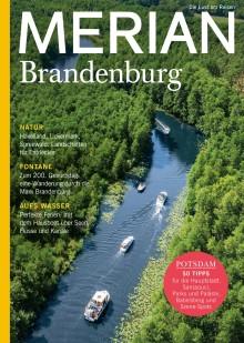 MERIAN Brandenburg erscheint am 24. Oktober 2019