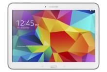 Samsung GalaxyTab 4 har landet