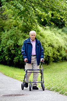 Seniorkort ska sätta äldre i rörelse efter operation