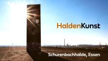 Kunst ganz oben: Videoreihe zur Haldenkunst in der Metropole Ruhr