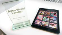 Readly gewinnt Appsters Award als beste Consumer App 2016