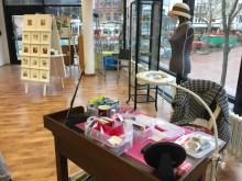 Neue Kunstaustellung im Pop-up Pavillon
