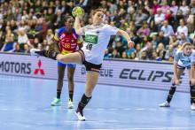 Mitsubishi Motors Live-Übertragung Frauen Handball Nationalmannschaft gegen Spanien am 21.03. auf eigenem facebook Kanal
