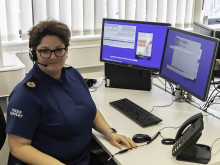 Sussex Police call handler wins national recognition