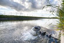 Inga tecken på PFAA i vattnet som levereras inom NSVA