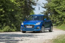Suzuki Swift med hybrid og alt i udstyr til særpris