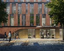 Humlegården välkomnar Convendum till Nybrogatan 17