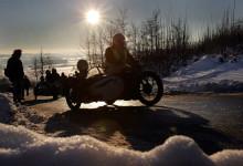 """Mit """"Benzingesprächen"""" ins neue Jahr 2018. Willkommen zum 47. Wintertreffen für Motorradfahrer auf Schloss Augustusburg"""