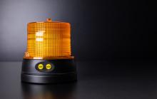 Portabelt varningsljus med smart funktion