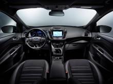 Ford představuje v Ženevě nový model Kuga, jímž posiluje svoji nabídku SUV pro evropské zákazníky