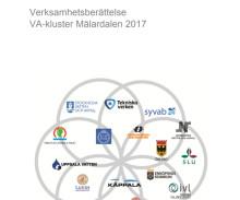 SVU-rapport om Verksamhetsberättelse VA-kluster Mälardalen 2017