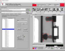 Automated defect recognition (ADR) via digital X-ray inspection