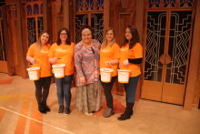 Musical raises nearly £2,000 for ellenor at local theatre