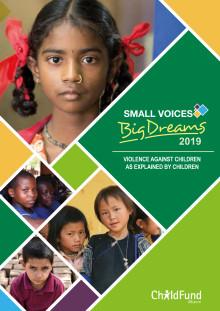 Fullständig rapport Small Voices Big Dream 2019 final