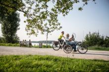 Barrierefreies Radfahren - Die Römer-Lippe-Route für Alle