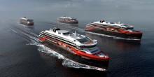 Hurtigruten to build up to four new explorer vessels