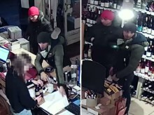 CCTV images of Hove theft suspects released