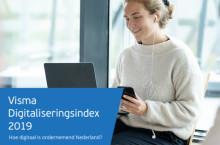 Visma Digitaliseringsindex 2019 - Hoe digitaal is ondernemend Nederland?