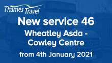 New service 46 is coming!