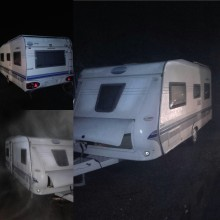Do you recognise this caravan? Help us reunite with its owner
